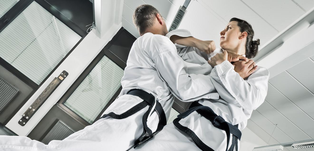 Neue Taekwon-Do Technik der ITF seit ca. 1990